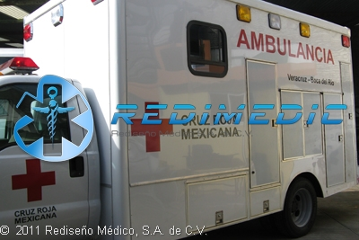 Ambulancia Tipo III - Descripción General