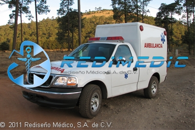 Ambulancia Tipo III - Introducción