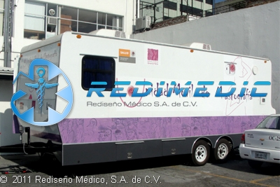 Ambulancia Tipo II - Unidades Médicas Disponibles